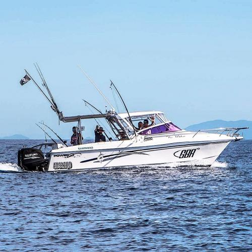 GBR SPORT FISHING CHARTERS