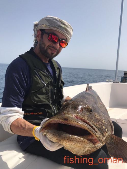 Fishing Oman