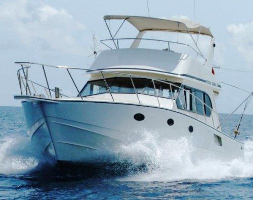 Tora Tora Charters - Fishing Mauritius