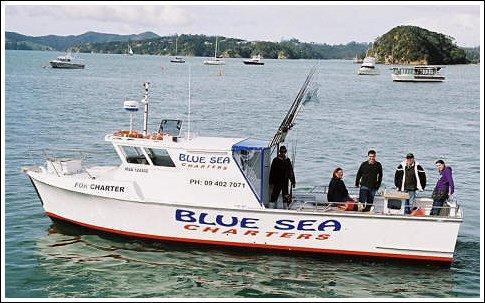 Blue Sea Charters