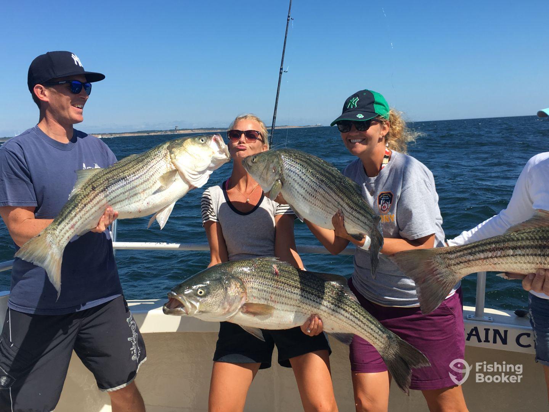 Kissy fish montauk fishing report fishingbooker for Montauk fishing report