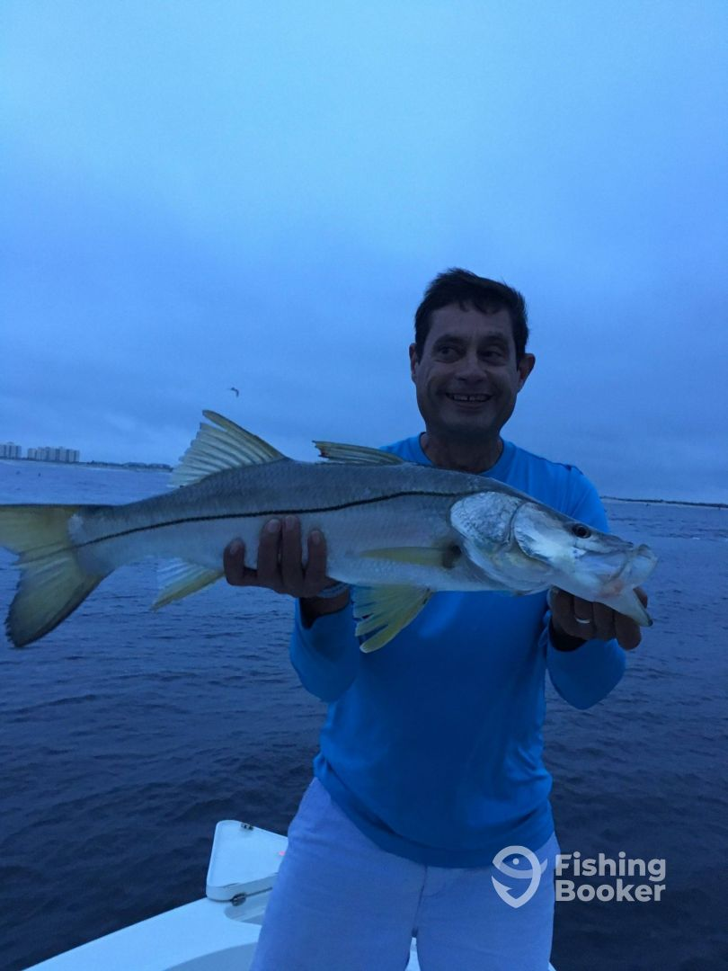 Ponce inlet fishing is on fire ormond beach fishing for Ormond beach fishing