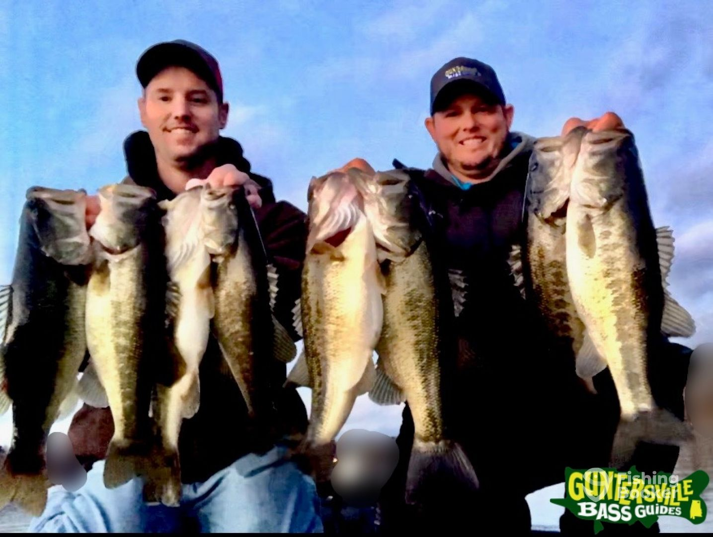 guntersville fishing report Lake Guntersville Bass Fishing Report 2/ - Guntersville Fishing ...