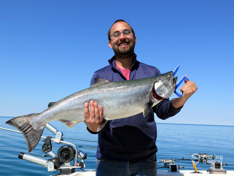 Dick cheney fishing in idaho