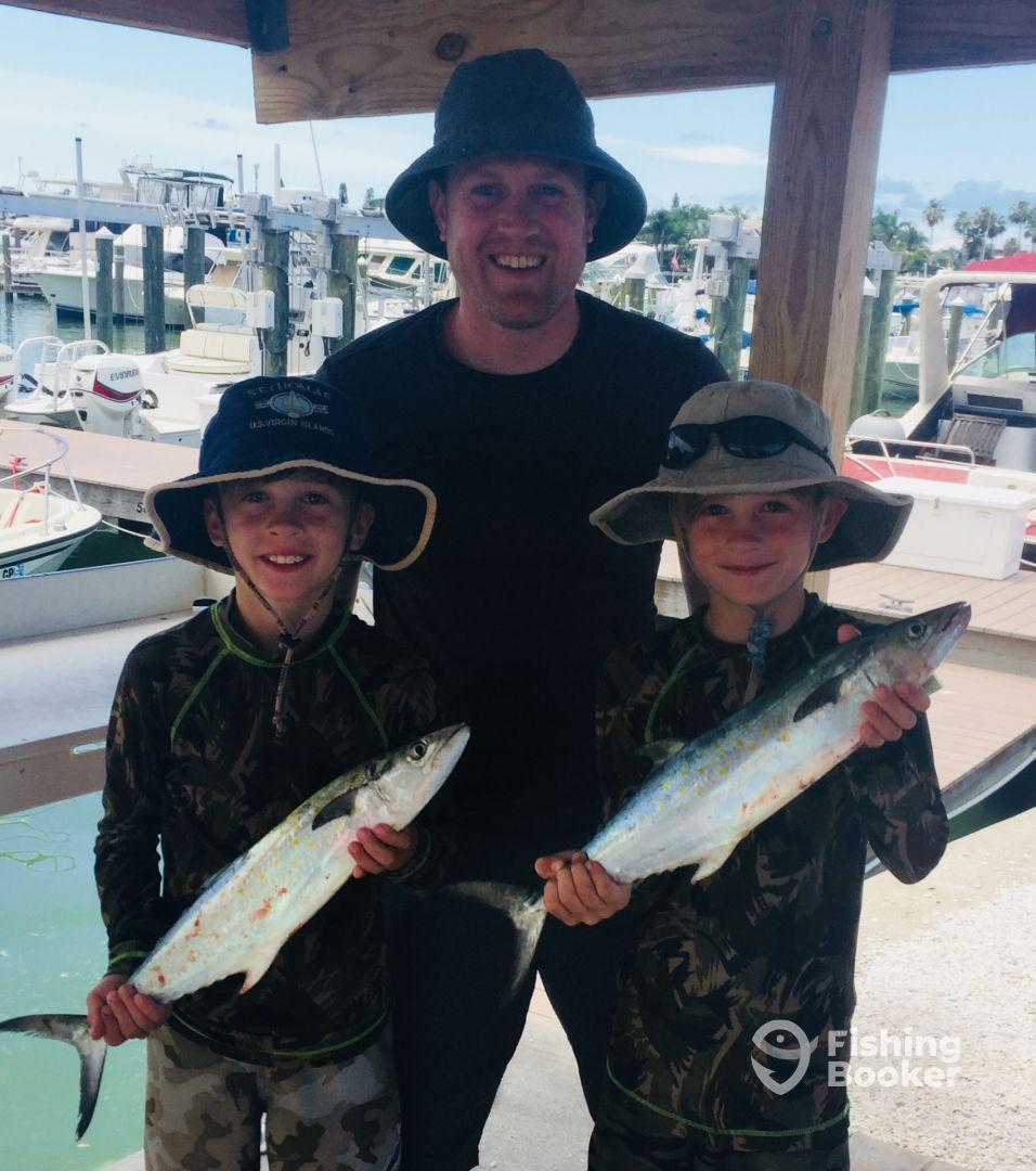 Tarpon Springs Fishing Report - FishingBooker