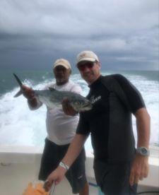 Captain Blue Pearl Sportfishing, Quepos, Costa Rica