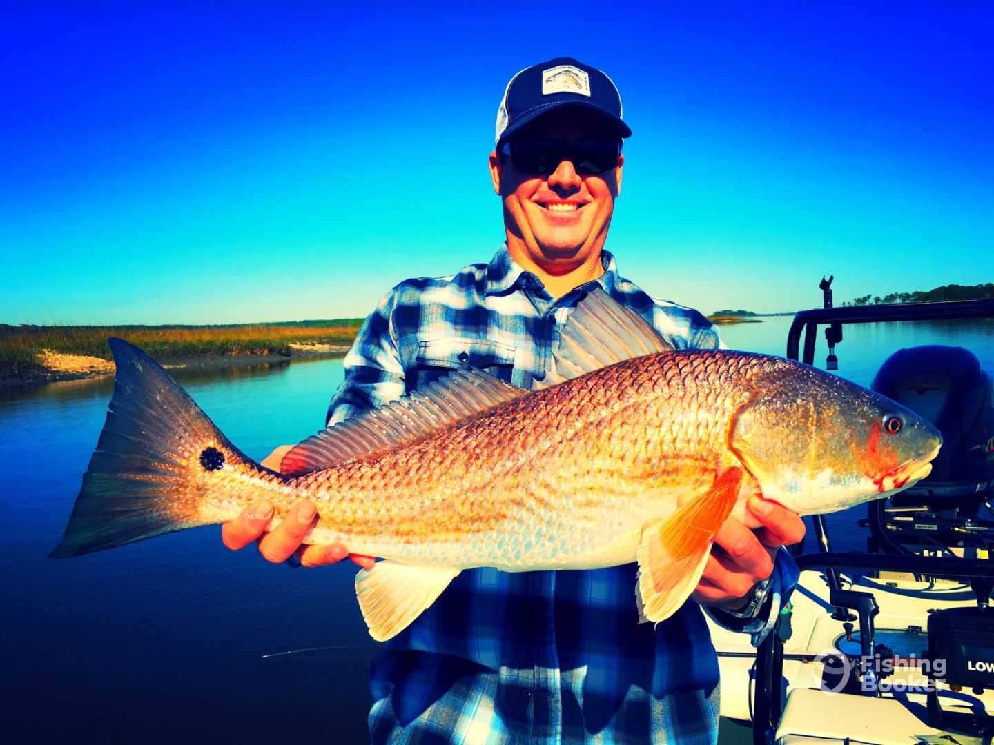 Solid size Redfish this past week!