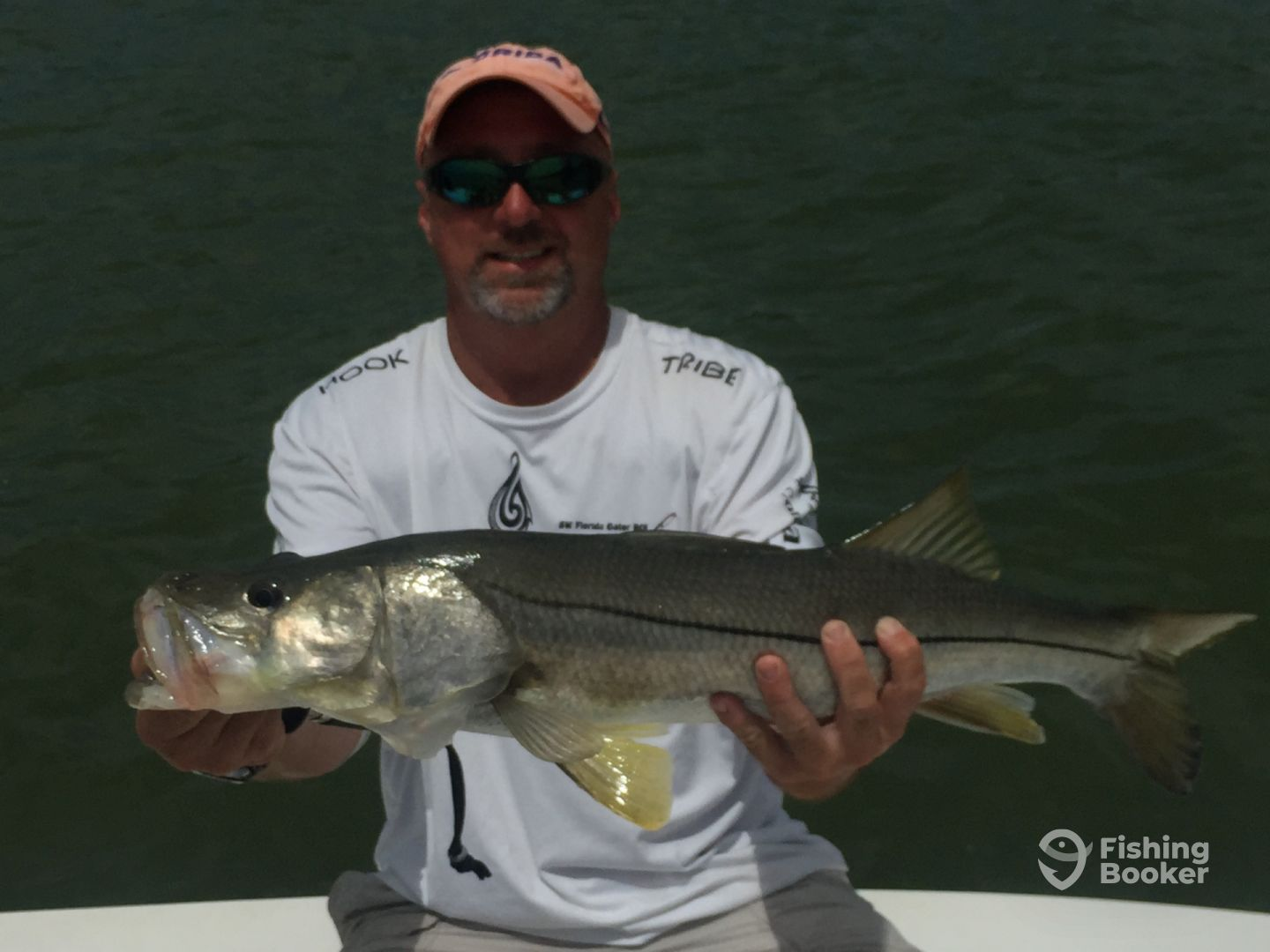 Keeper snook everywhere!