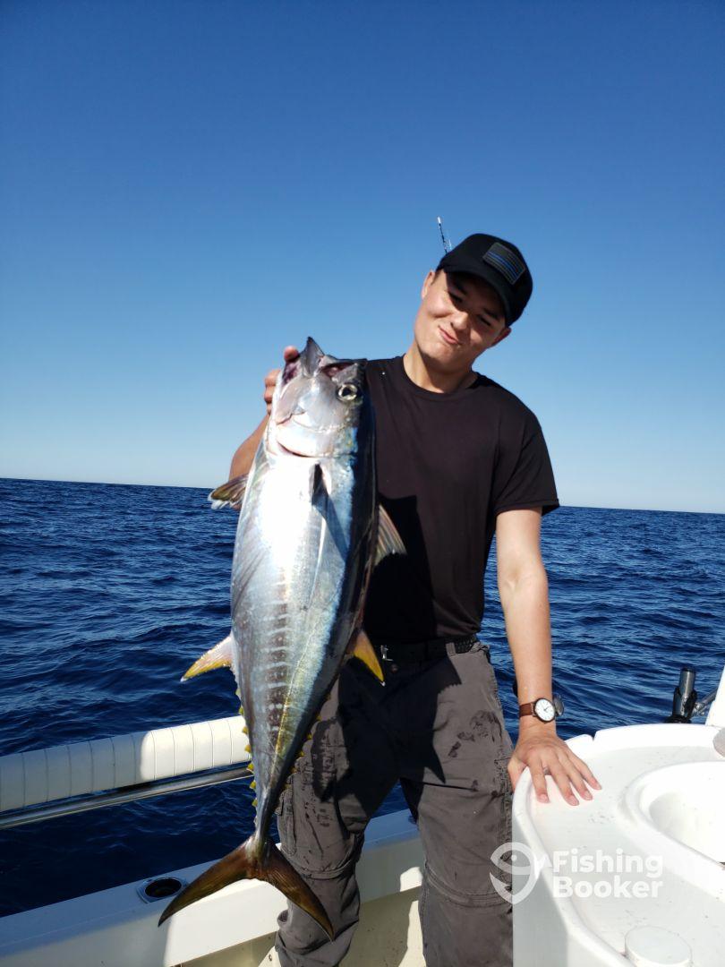 Wide Open Tuna Fishing San Diego Fishing Report Fishingbooker