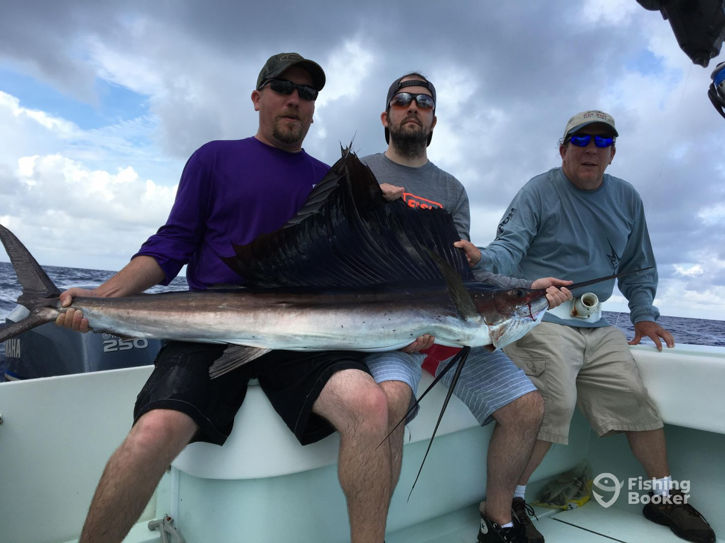 3 4 offshore trip key largo fishing report fishingbooker for Sport fishing report