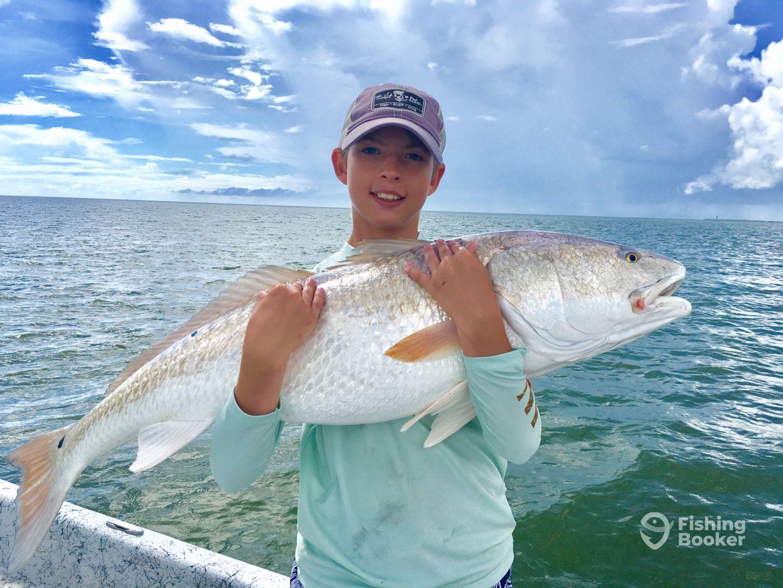 42 inch redfish