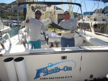 1 day with Fish On Charter