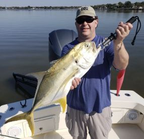 Great day fishing the Upper Tampa Bay