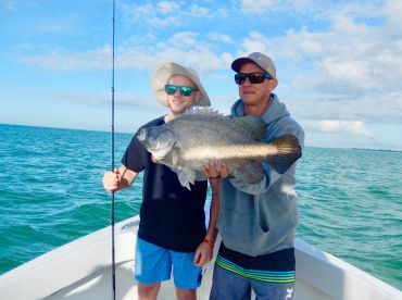 Six hour fishing trip with captain Matt