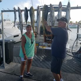 Great Fishing in Paradise!