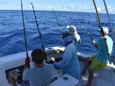 2 full day fishing trip seychellen
