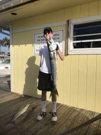 Fishing with Richard