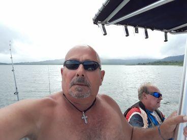 Pescando con el capit\u00e1n Marc