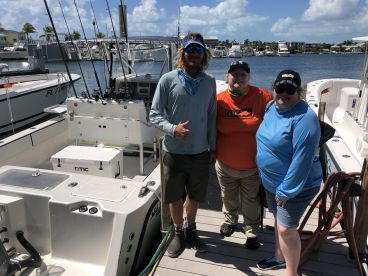 4 hr charter with Capt.John