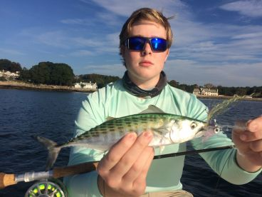 Kids Camp and charters with Captain Randy Sigler