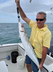 Split charter with captain john