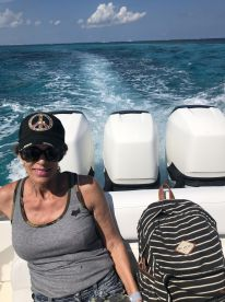 5 hours with Capt Lee and first mate Kaz