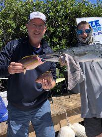 Fishing with Regina