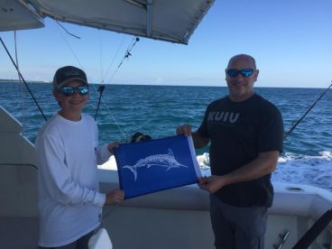 Full day on Marlin Fever