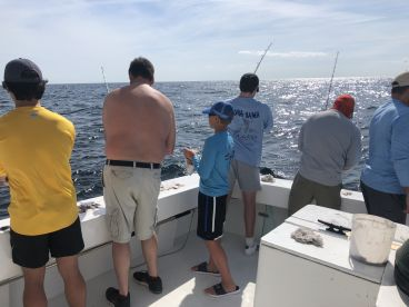 Half Day Trip with Capt. Doug Price