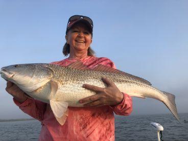 30 lb redfish