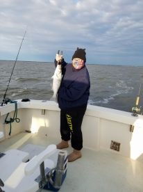 Treemendous Sportfishing Adventure with our office staff after tax season
