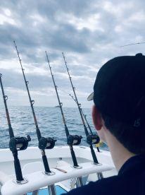 Fishing with Kenny One - Oar