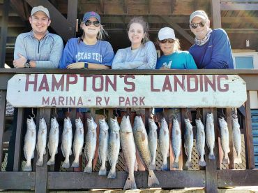 Full day trip with Capt Troy Butler