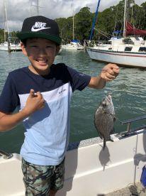 Half day trip with Adam (Fishing Port Douglas)