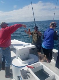 Day fishing trip