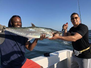 Fishing with Blake