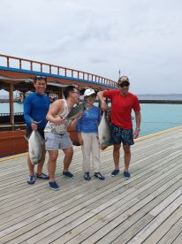 Private Charter of Makaira Sport Fishing Boat for 6 hours on 30th Apr 2019
