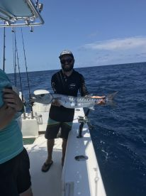 Fishing with M & M Charters