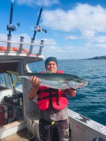 Kingfish May 2019