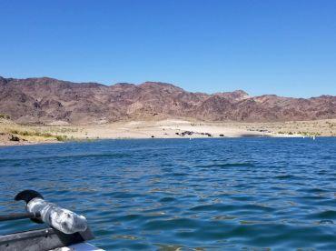 Half day trip Lake Mead, Nevada