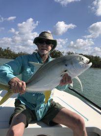 Big jack fish