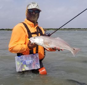 Full Day of Fishing with Captain Aaron Cisneros