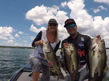 Fishin'  with Matt