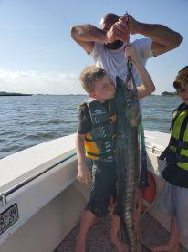Best fishing Captain we've had