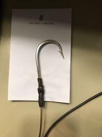 Bent my hook?