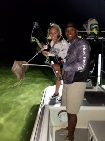 Night Charter with Captain Ike