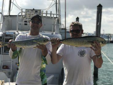 Fishing with Rafael
