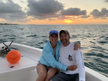 Great trip fishing with Captain Buddy!!