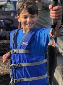 Morning Fishing Trip with Captain David