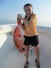 Snapper Fishing with Captain Michael Pittman